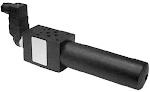 Közlapos nyomóági szűrő; 5, 10, 25 µm CETOP 03, 05