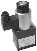 Mennyiség-szabályozó szelep arányos mágnessel CETOP 03