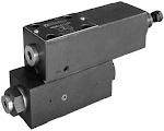 Elővezérelt akkumulátortöltő - nyomáslekapcsoló szelep CETOP 03 NA 06