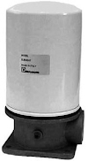 Tartályra vagy vezetékbe szerelhető visszafolyóági szűrő; 10, 25 µm – 3/4'', 1 1/2''