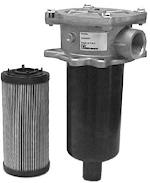 Tartályra peremmel szerelhető visszafolyóági szűrő; 10, 25 µm
