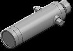 Teleszkóp munkahenger HHSI